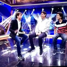 LUIS EN EL PROGRAMA EL HORMIGUERO DE A3TV EL DE MAYOR AUDIENCIA